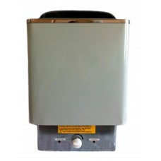 Электрокаменка ЭКМ 4,5 кВт со встроенным пультом управления (настенная)