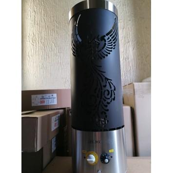 "Электрокаменка ЭКМ 6 кВт «Жар-птица Плюс"" со встроенным терморегулятором и таймером"