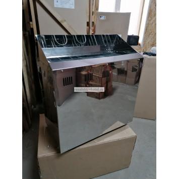 Электрокаменка ЭКМ 18 кВт (нержавеющая)
