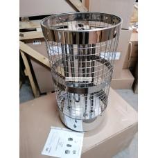 """Электрическая печь (электрокаменка)  для сауны и бани, 6 кВт """"сфера - сетка"""""""