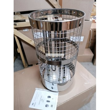 Электрокаменка 4,5 кВт сетка